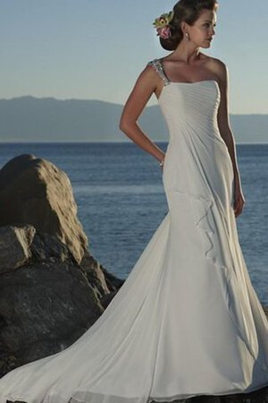 pretty nice c8628 ead4d Abiti da Sposa monospalla on line - BuyAbiti.it